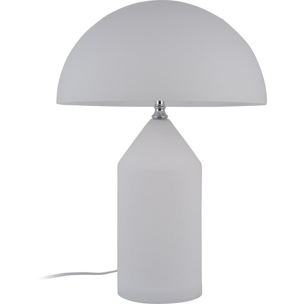 Lampe blanche design inspir e atollo vico magistretti - Lampe design blanche ...