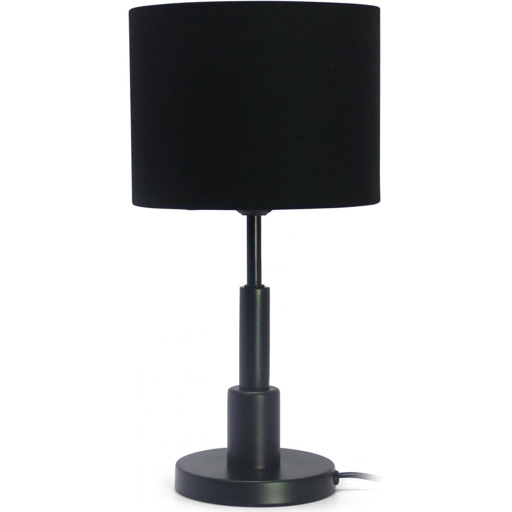 lampe de chevet contemporaine noir circlo. Black Bedroom Furniture Sets. Home Design Ideas