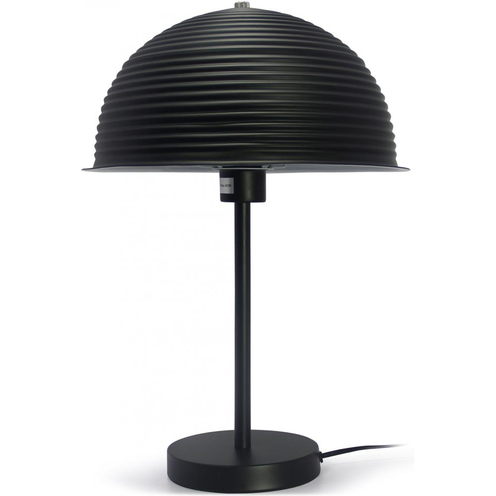 lampe noire champignon. Black Bedroom Furniture Sets. Home Design Ideas
