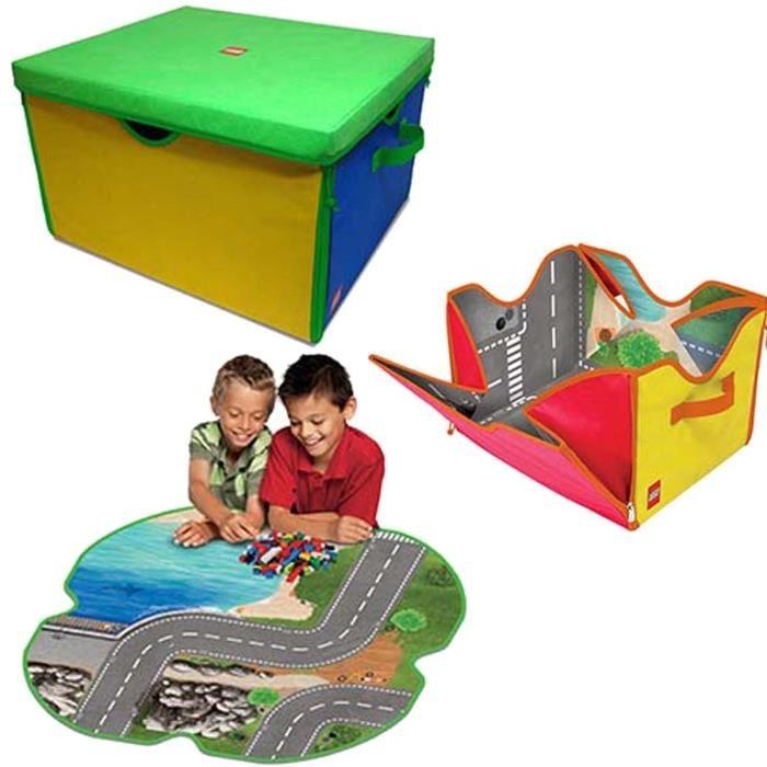 lego zipbin boite de rangement modulable 7000 pi ces. Black Bedroom Furniture Sets. Home Design Ideas