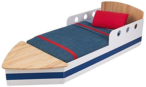 lit bateau kidkraft 76253. Black Bedroom Furniture Sets. Home Design Ideas