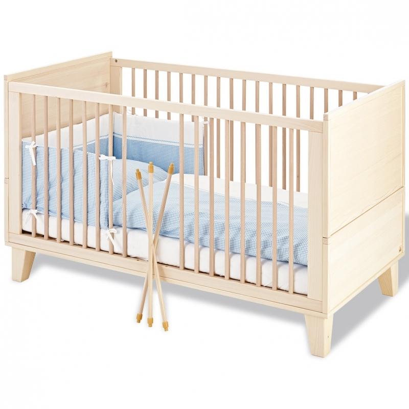 lit a barreau evolutif bebe maison design. Black Bedroom Furniture Sets. Home Design Ideas