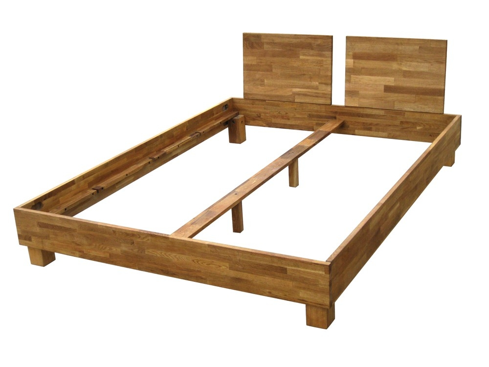 lit ch ne massif kasa 160. Black Bedroom Furniture Sets. Home Design Ideas