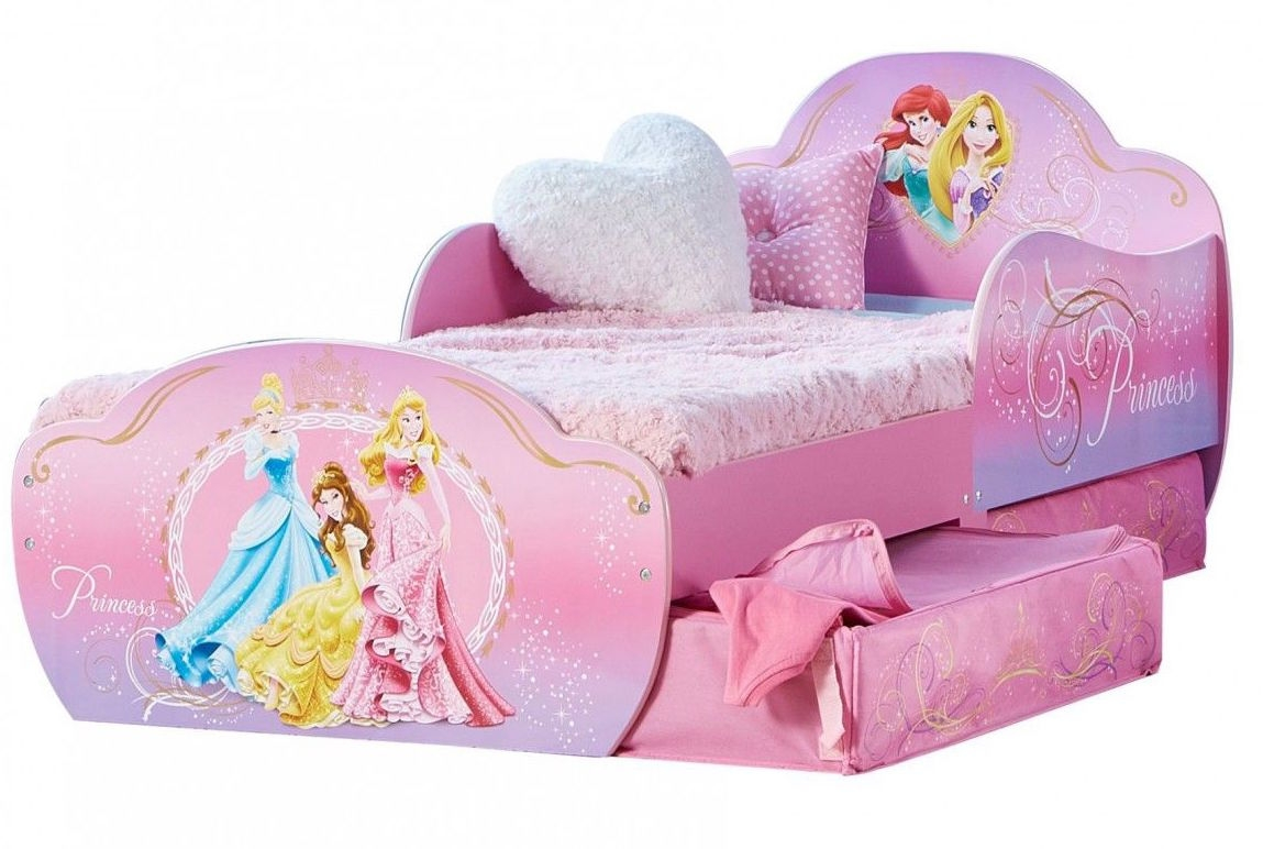 Best chambre princesse disney contemporary for Chambre princesse