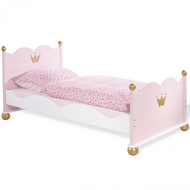 lit enfant fille princesse karolin. Black Bedroom Furniture Sets. Home Design Ideas