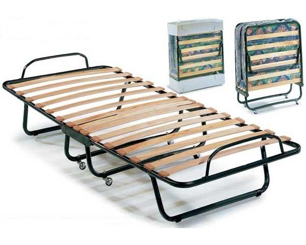 lit pliant lattes 80x190 cm. Black Bedroom Furniture Sets. Home Design Ideas