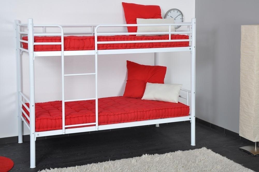 les tendances lits superpos s 80 x 190 cm bill. Black Bedroom Furniture Sets. Home Design Ideas