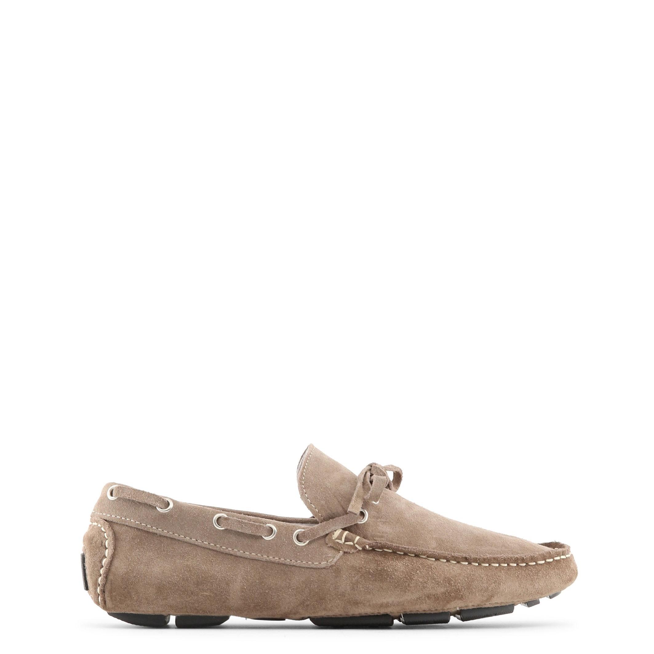 8b2e9ff8fd3 Hommes  chaussures Made in Italia Mocassins en marron en taille 43  Pietro-afficher Chaussures décontractées