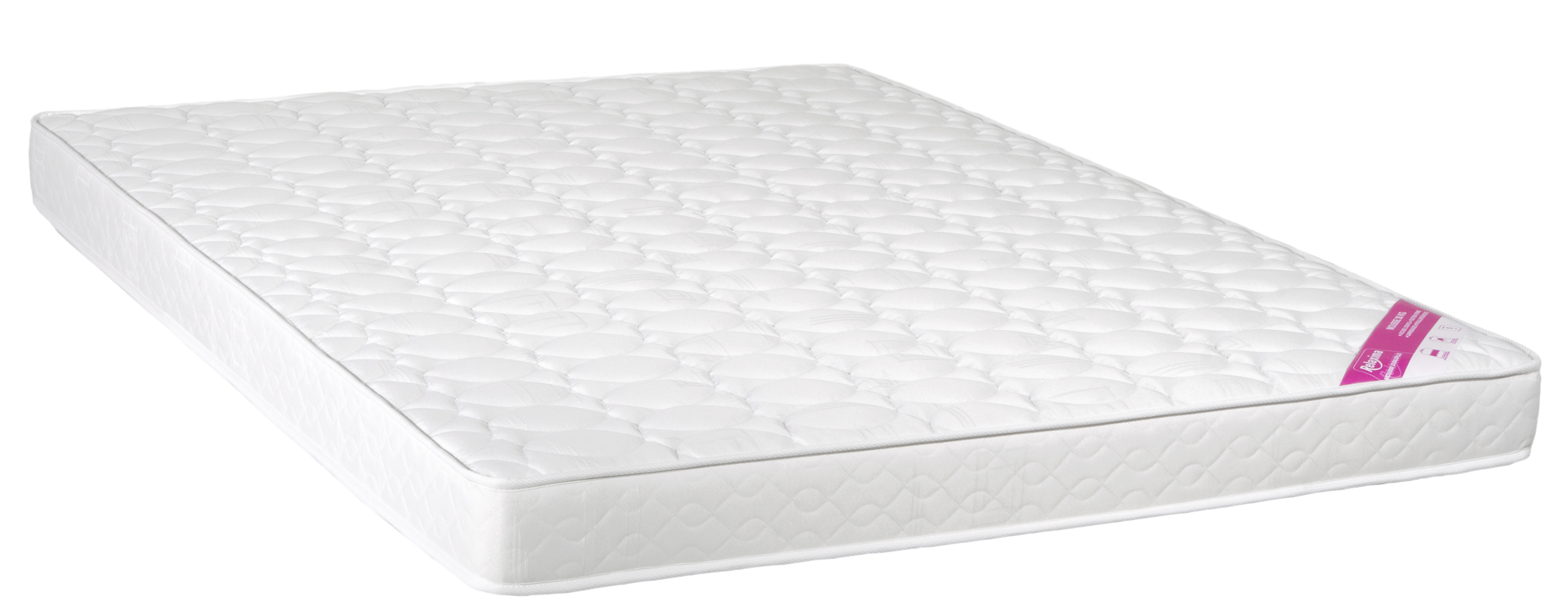 matelas mousse 140x190cm dunlopillo luxe hr30 kg 15 cm. Black Bedroom Furniture Sets. Home Design Ideas