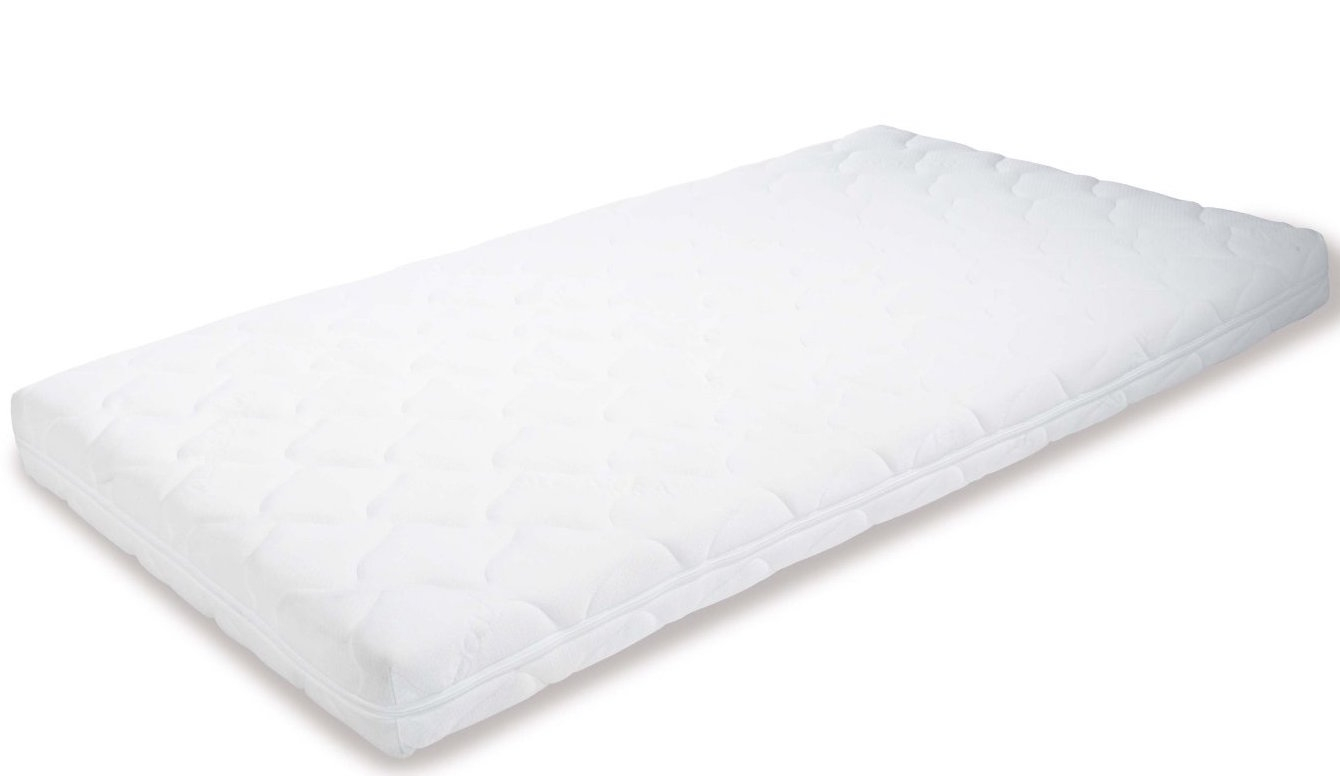matelas mousse b b aloe vera 70 x 140 pinolino. Black Bedroom Furniture Sets. Home Design Ideas