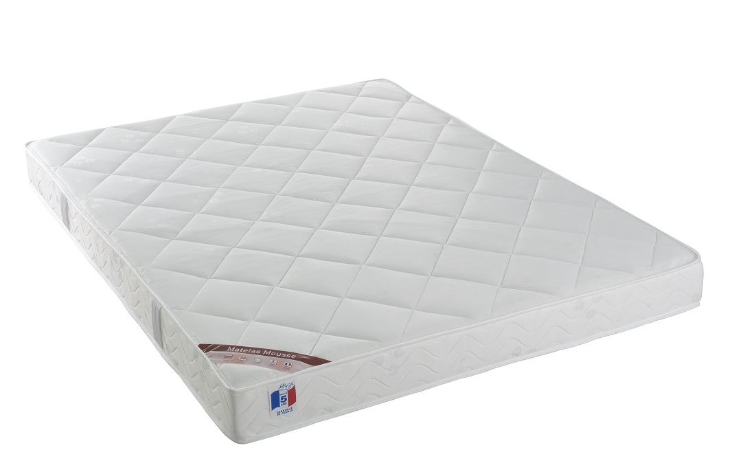 matelas mousse ferme 160x200cm venus 17 cm. Black Bedroom Furniture Sets. Home Design Ideas