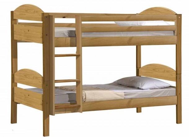 lit superpos maxim 90 x 190 cm miel. Black Bedroom Furniture Sets. Home Design Ideas