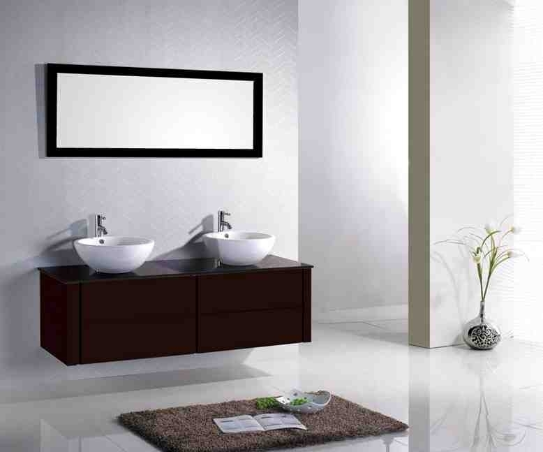 meuble de salle de bain weng mista. Black Bedroom Furniture Sets. Home Design Ideas