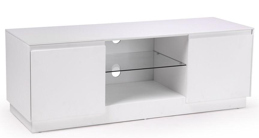 les tendances meuble tv en 1m20 blanc soho. Black Bedroom Furniture Sets. Home Design Ideas