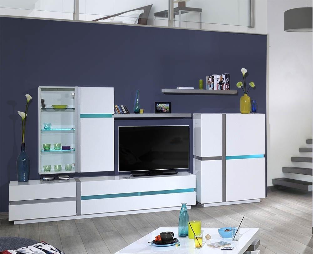 Meuble Tv Laqu Blanc Kartz Banc Tv Non El Ment Suspendu En Verre  # Meuble Tv Laque Design