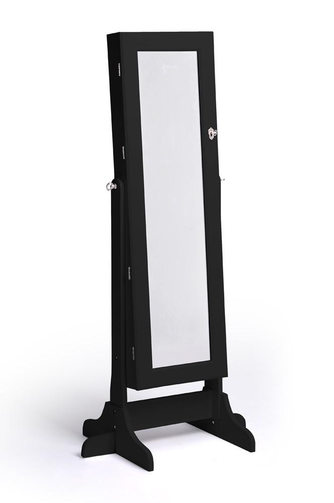 miroir et coffre bijoux monica. Black Bedroom Furniture Sets. Home Design Ideas