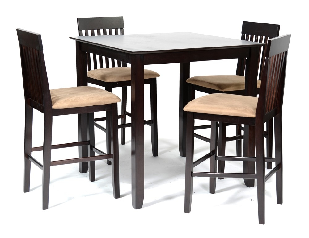 table de cuisine pliante avec chaises good table pliante. Black Bedroom Furniture Sets. Home Design Ideas
