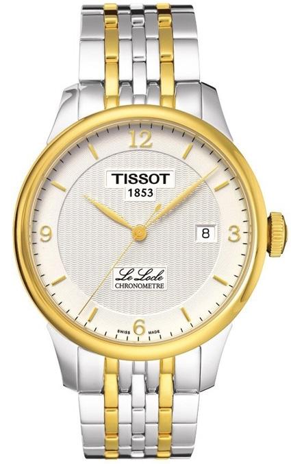 Montre tissot le locle t0064082203700 for Piscine tissot
