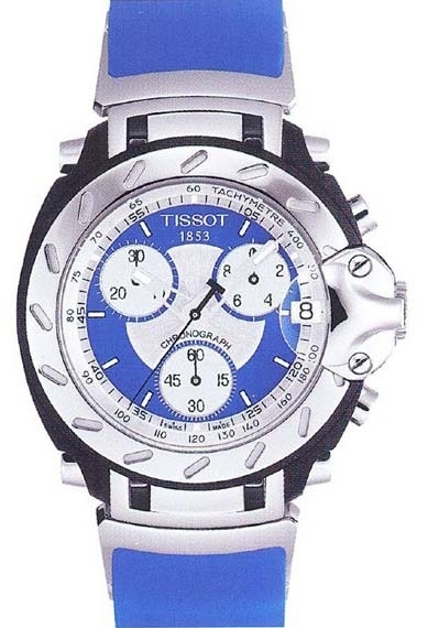 Montre tissot t race t0114171704100 for Piscine tissot