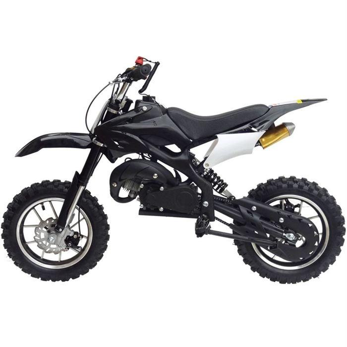 les tendances moto dirt bike 50cc enfant noir. Black Bedroom Furniture Sets. Home Design Ideas