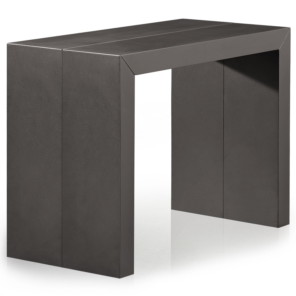 table console extensible bois lali. Black Bedroom Furniture Sets. Home Design Ideas