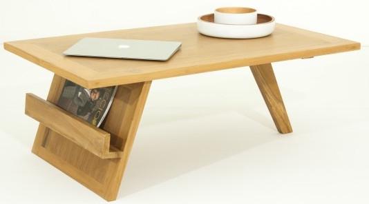 table basse teck massif zen. Black Bedroom Furniture Sets. Home Design Ideas