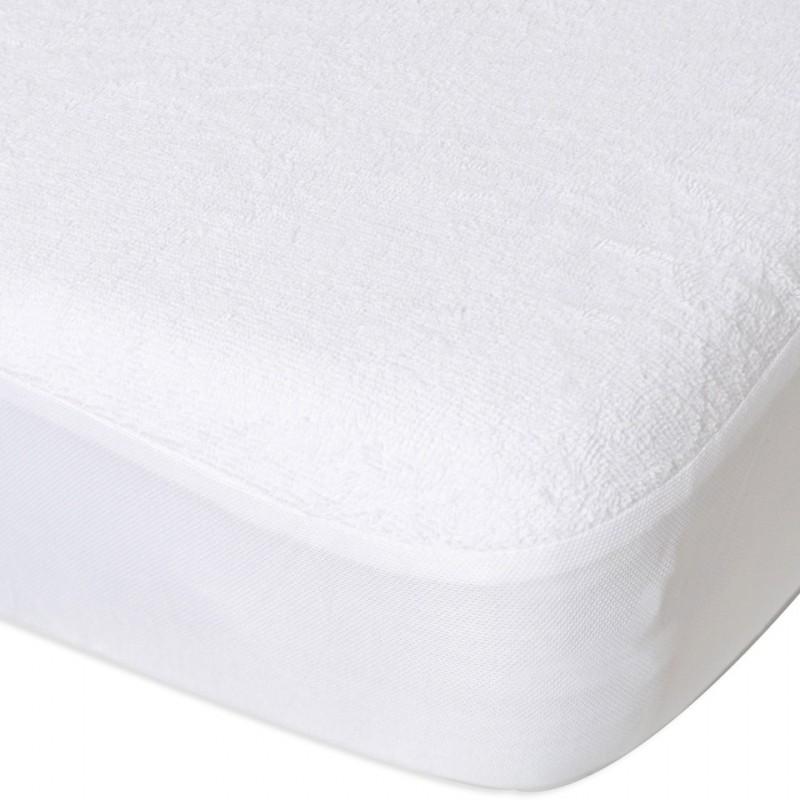 prot ge matelas b b transalese b b 70 x 140 cm blanc doux nid. Black Bedroom Furniture Sets. Home Design Ideas
