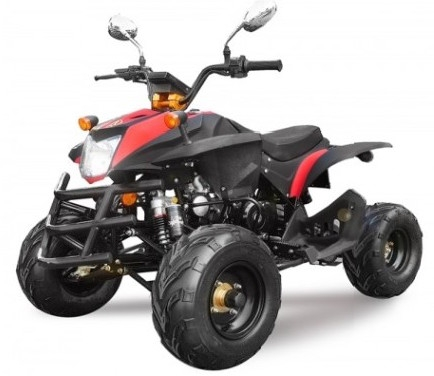 quad homologue route 2 places 50cc