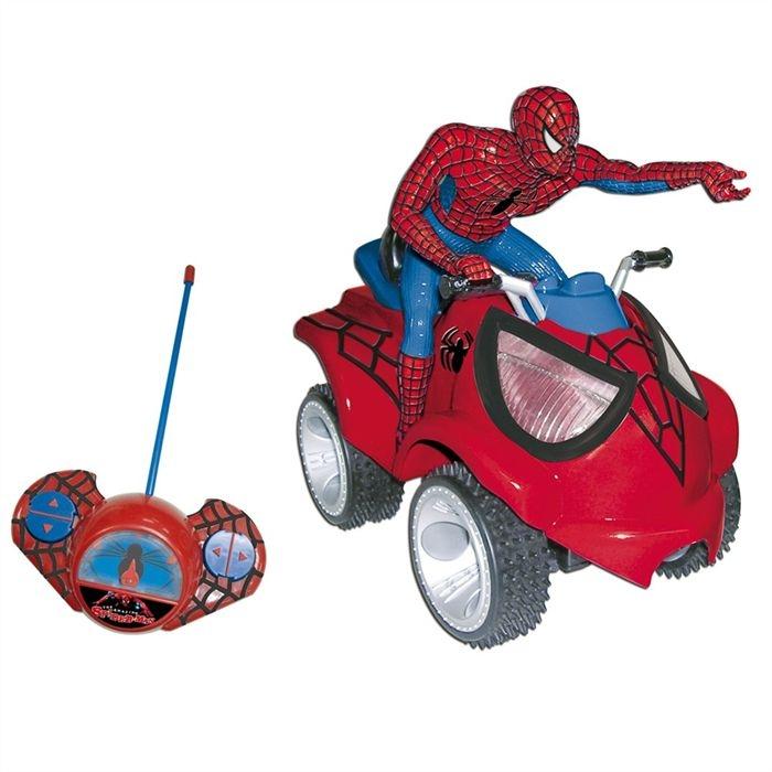 Quad radiocommand spiderman - Quad spiderman ...