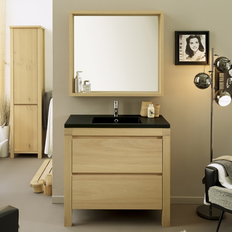 les tendances salle de bain bois ch ne erwan. Black Bedroom Furniture Sets. Home Design Ideas