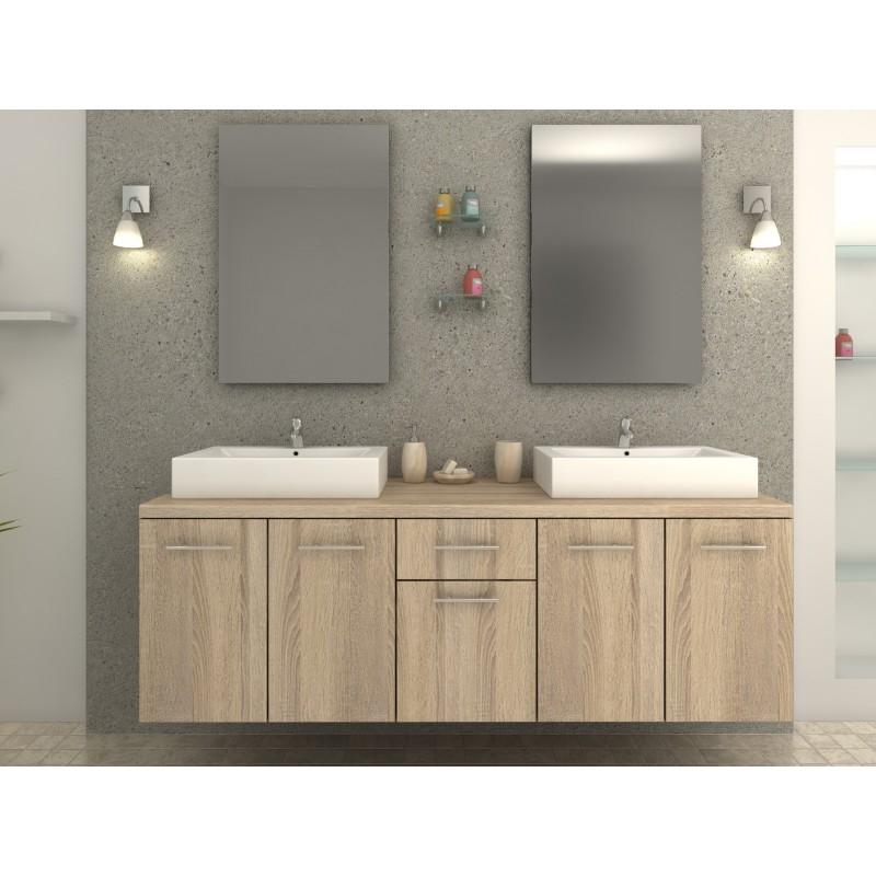 salle de bain naturel olga oak. Black Bedroom Furniture Sets. Home Design Ideas