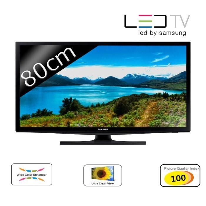 samsung ue32j4100 tv led hd 80cm 32. Black Bedroom Furniture Sets. Home Design Ideas
