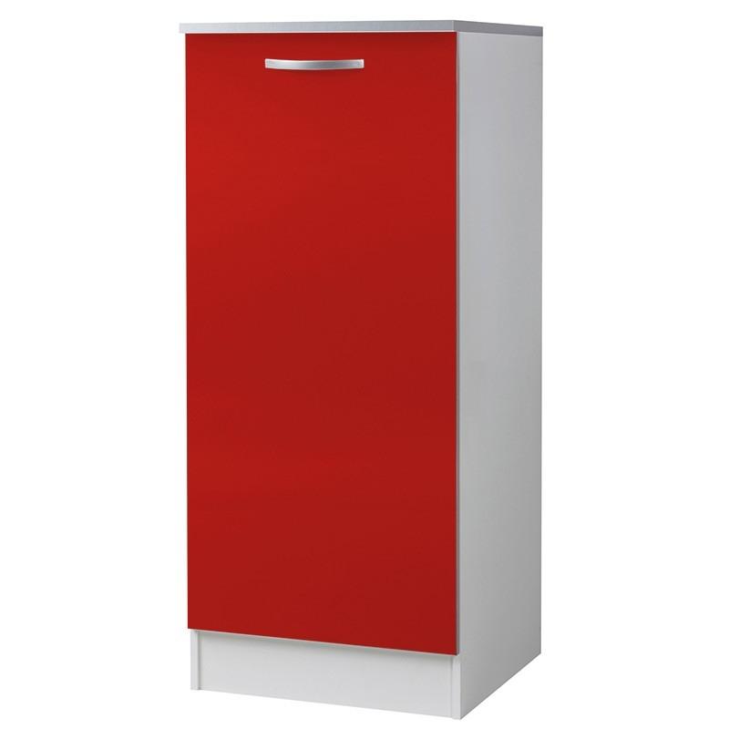 les tendances demi colonne de cuisine rouge viva. Black Bedroom Furniture Sets. Home Design Ideas