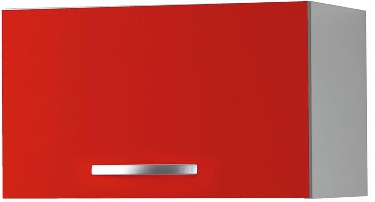 surhotte 1 porte rouge viva 60 cm. Black Bedroom Furniture Sets. Home Design Ideas