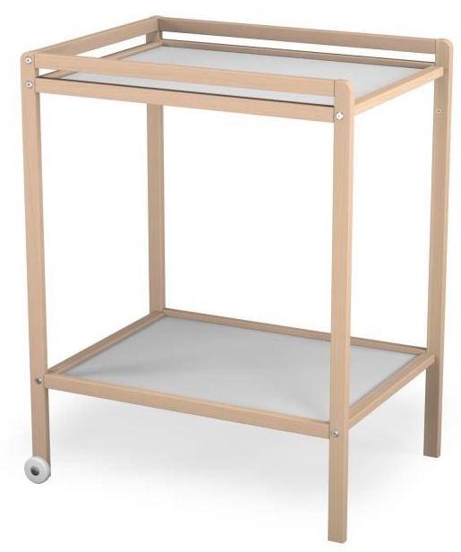 table langer h tre naturel 1 tage atelier t4. Black Bedroom Furniture Sets. Home Design Ideas