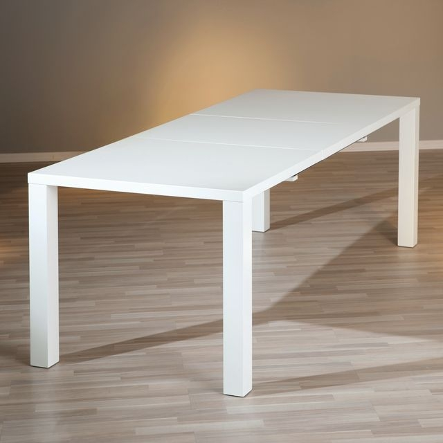 table a manger extensible