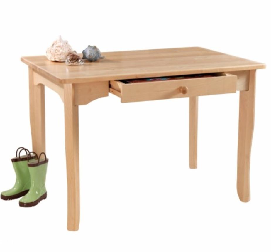 Table avalon naturel kidkraft 26622 - Scrivanie bambini design ...