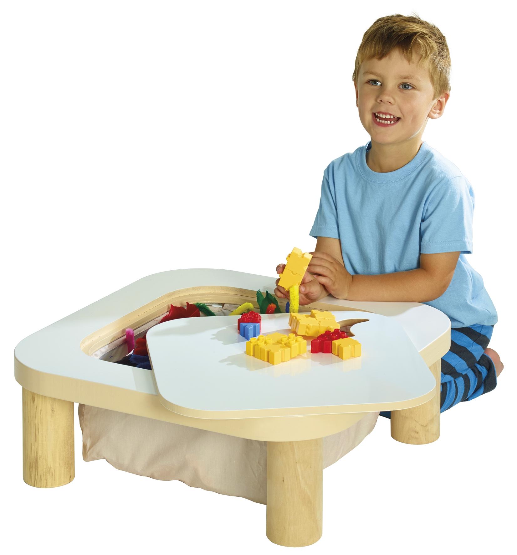 table avec rangement ciel etoil. Black Bedroom Furniture Sets. Home Design Ideas