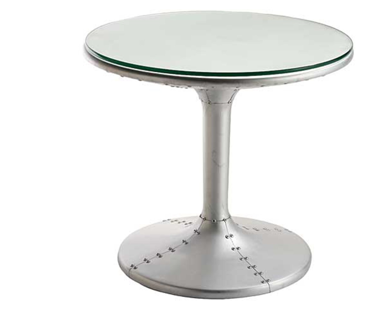 table d 39 appoint tulipe aviator. Black Bedroom Furniture Sets. Home Design Ideas