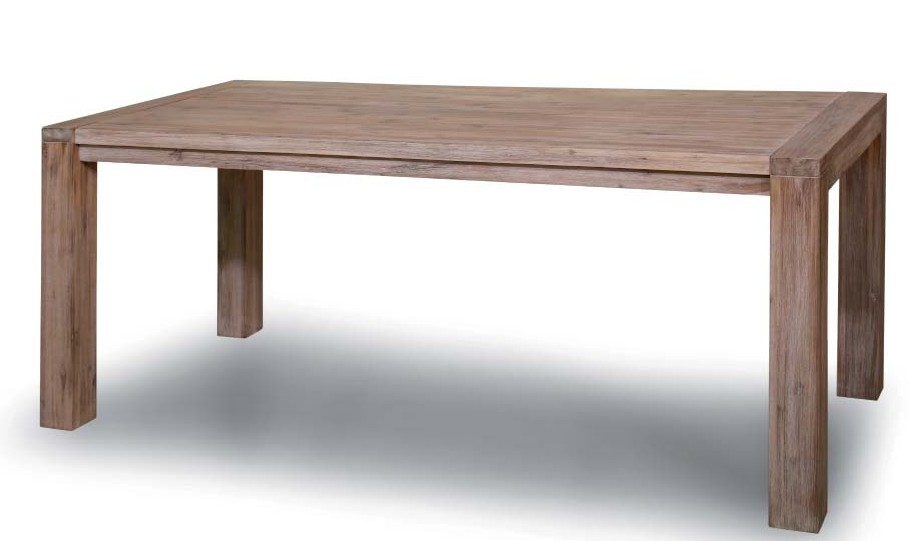 Table bois naturel kollwood for Table en bois naturel