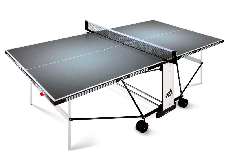 Table de Ping Pong d extérieur Adidas To 300 grise   LesTendances.fr e64cfe5d62f5