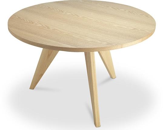 table gu ridon bois. Black Bedroom Furniture Sets. Home Design Ideas
