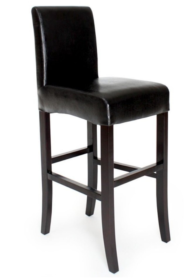 tabouret de bar marron coffee. Black Bedroom Furniture Sets. Home Design Ideas
