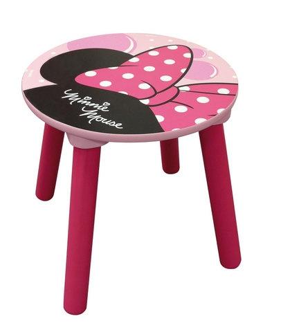 tabouret minnie mouse disney bulle. Black Bedroom Furniture Sets. Home Design Ideas