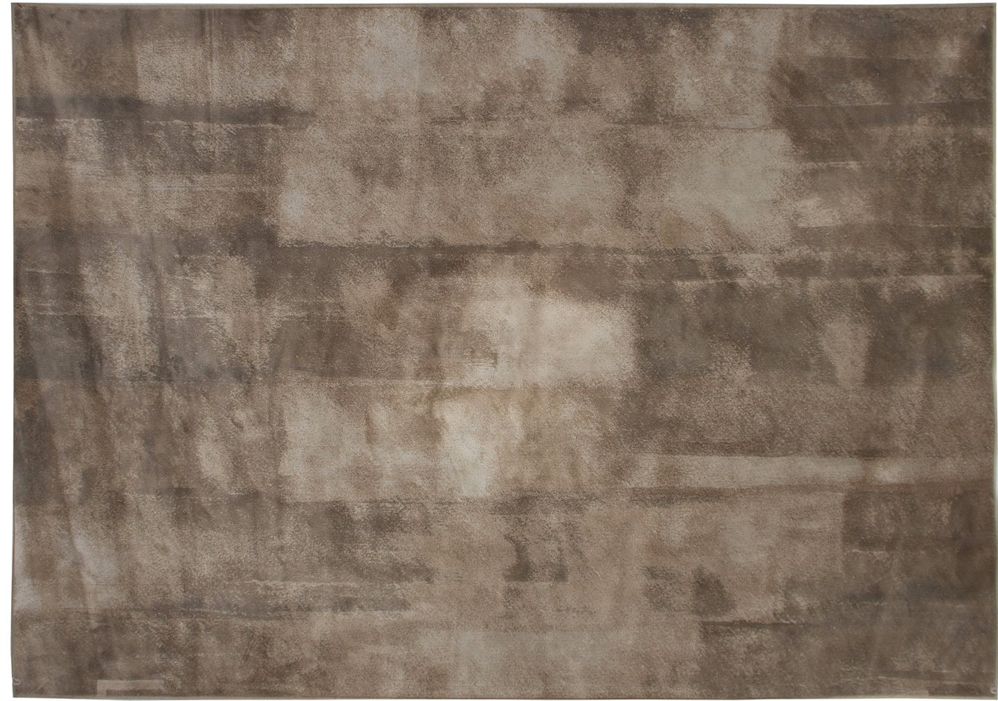 tapis colonial en viscose marron bord dorian. Black Bedroom Furniture Sets. Home Design Ideas