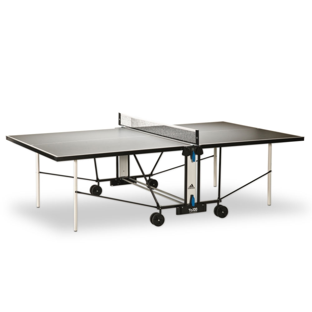 Tennis de table adidas to 100 for Table de ping pong exterieur intersport