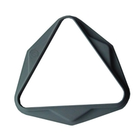 Triangle plastique Gris 50,8 mm