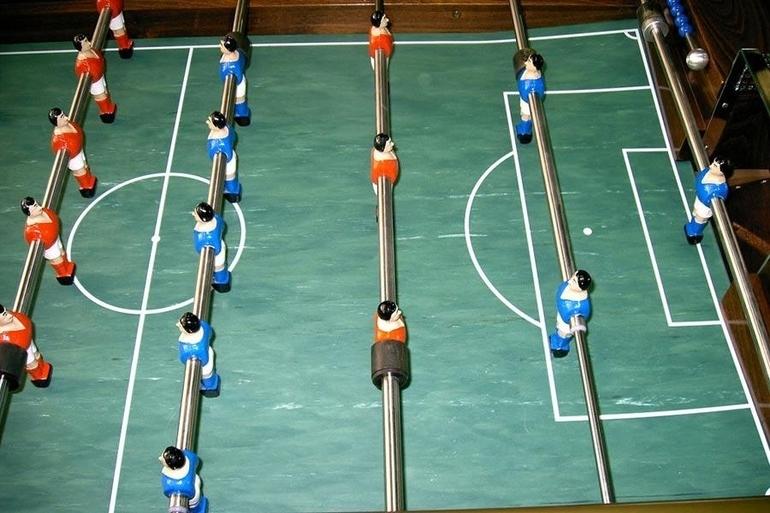 S/érie A Ch/êne Petiot Baby-Foot Serie A