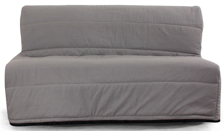 banquette bz gris 140 paola. Black Bedroom Furniture Sets. Home Design Ideas