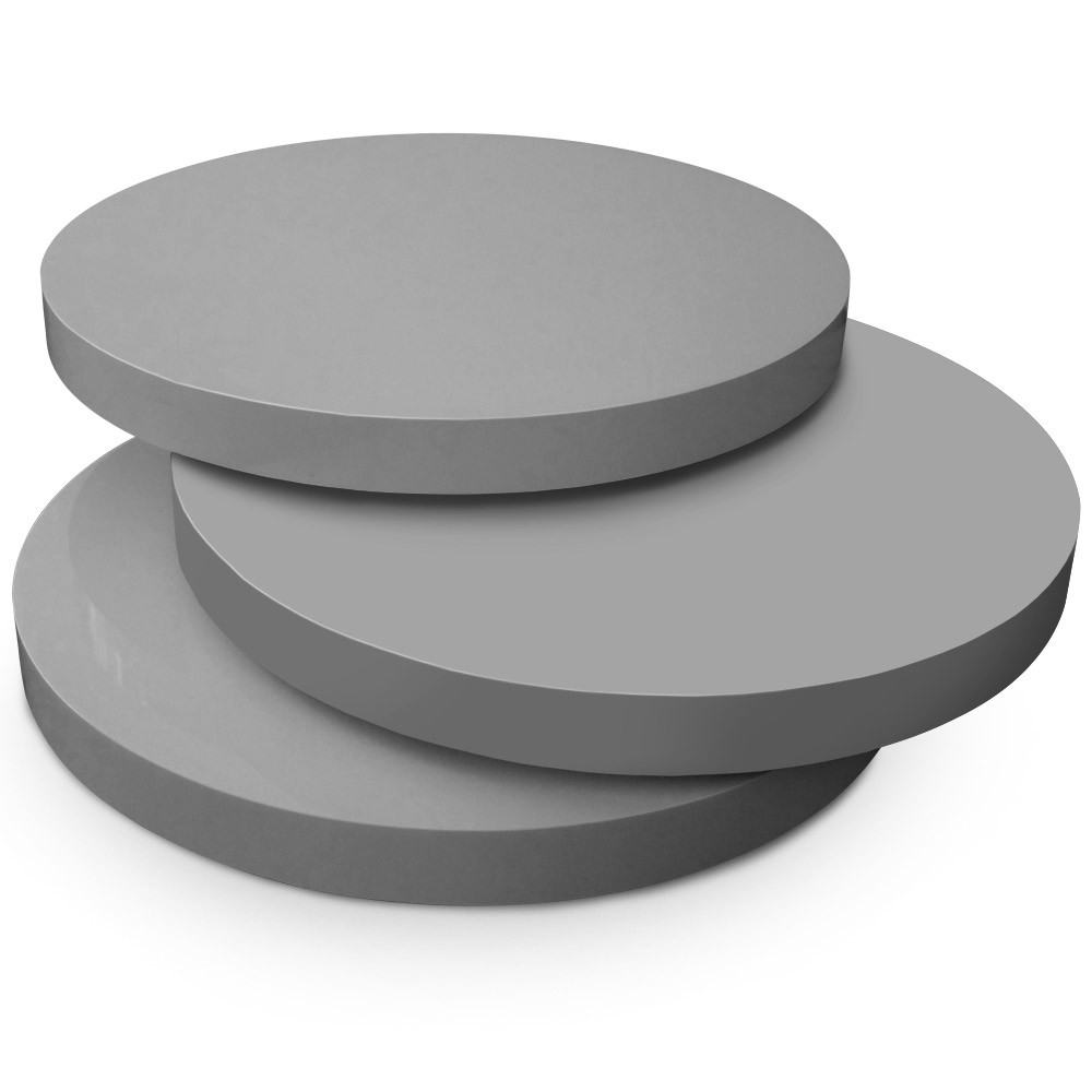 table basse plateaux tournants roll couleur gris. Black Bedroom Furniture Sets. Home Design Ideas